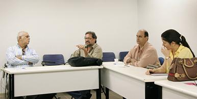O superintendente da ESP-CE, Haroldo Pontes, destaca a satisfação em consolidar a parceria com o Canal Futura