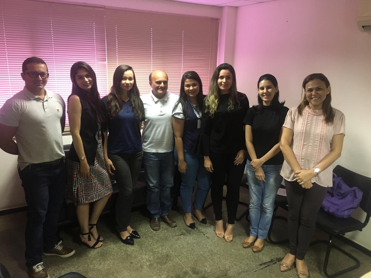 ESP/CE realiza ação social na Casa Militar