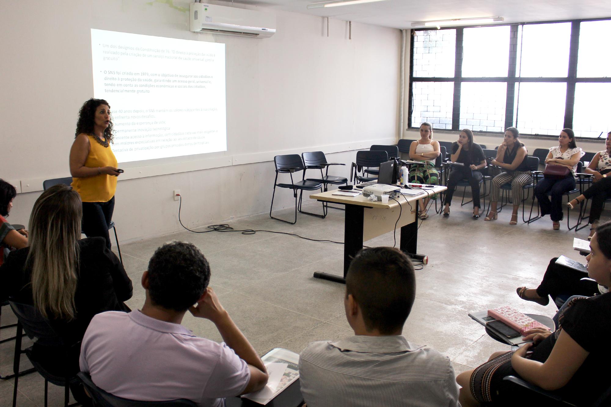 ESP/CE realiza encontro do Curso Técnico de Agente Comunitário de Saúde