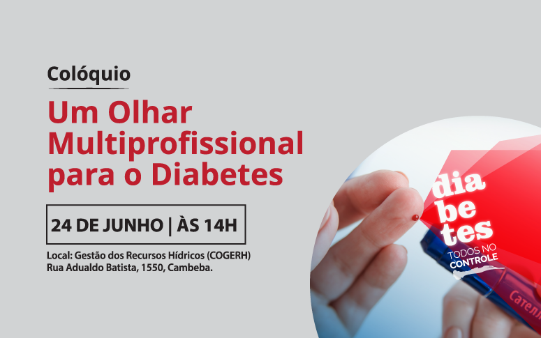 ESP/CE debate abordagem multiprofissional no tratamento do diabetes