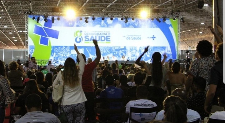 ESP/CE integra estudo dentro da 16ª Conferência Nacional de Saúde