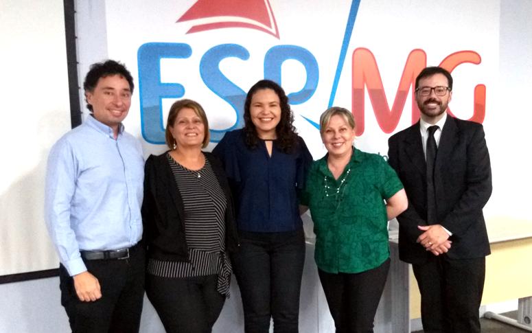 ESP/CE participa do 8º Simpósio Brasileiro de Vigilância Sanitária