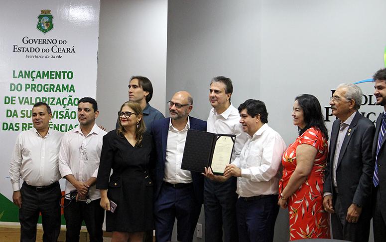 Em caráter pioneiro, Ceará lança programa de valorização para supervisores de residências