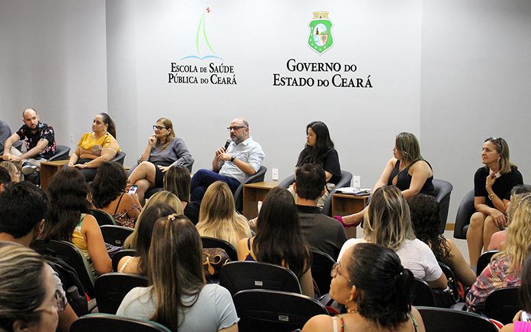 Residência Multiprofissional da ESP/CE entrega novos 292 profissionais ao estado do Ceará