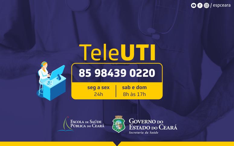 TeleUTI amplia atendimento e passa a funcionar 24h durante a semana