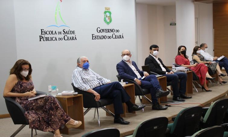 ESP/CE lança livro sobre experiência da Educação Permanente em Saúde no município de Caucaia
