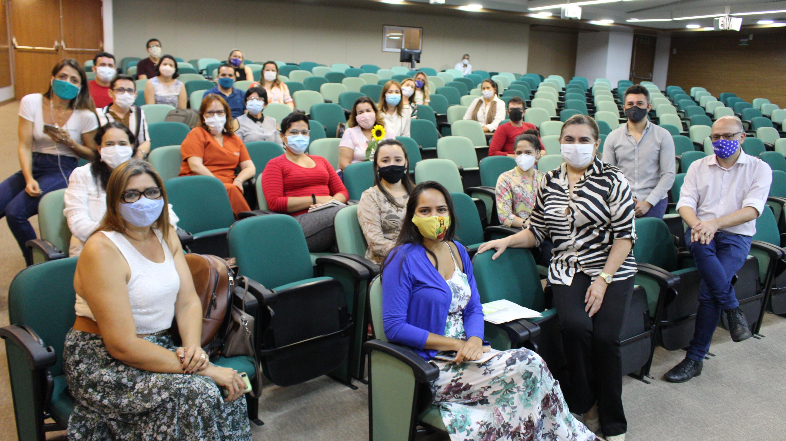 Saúde do Ceará conclui Oficinas de Avaliação do Programa Pesquisa para o SUS-PPSUS