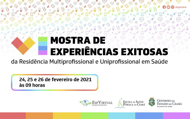 'Saímos preparados': 285 profissionais concluem residência multiprofissional em saúde no Ceará