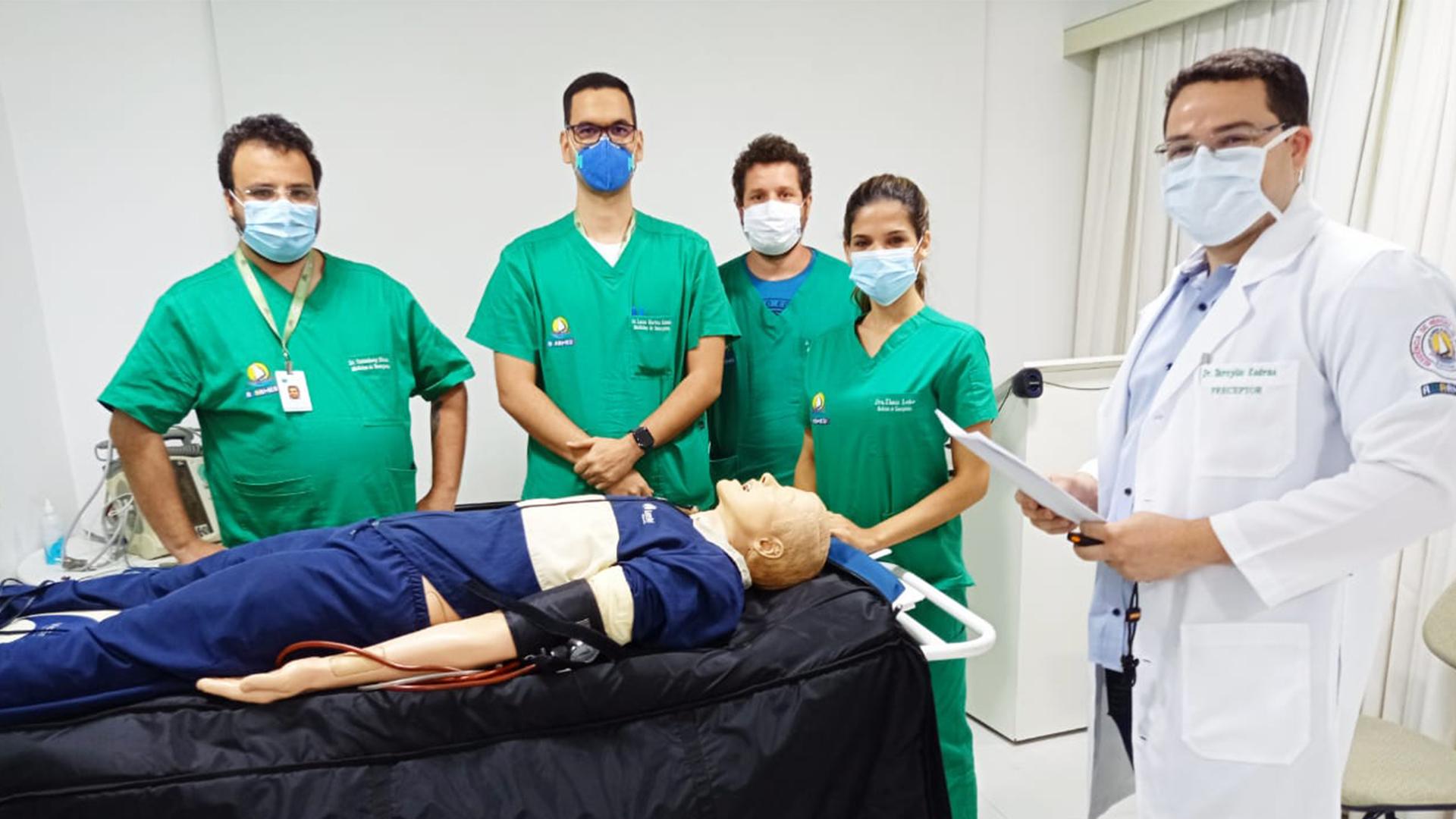 Programas de Residências em Saúde do Ceará abrem inscrições para mais de 950 vagas