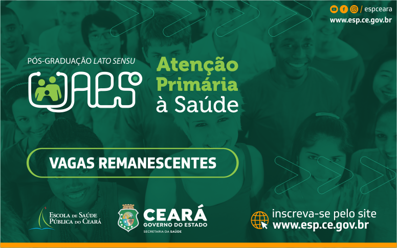Programa Médico da Família Ceará abre vagas remanescentes; inscrições começam dia 25